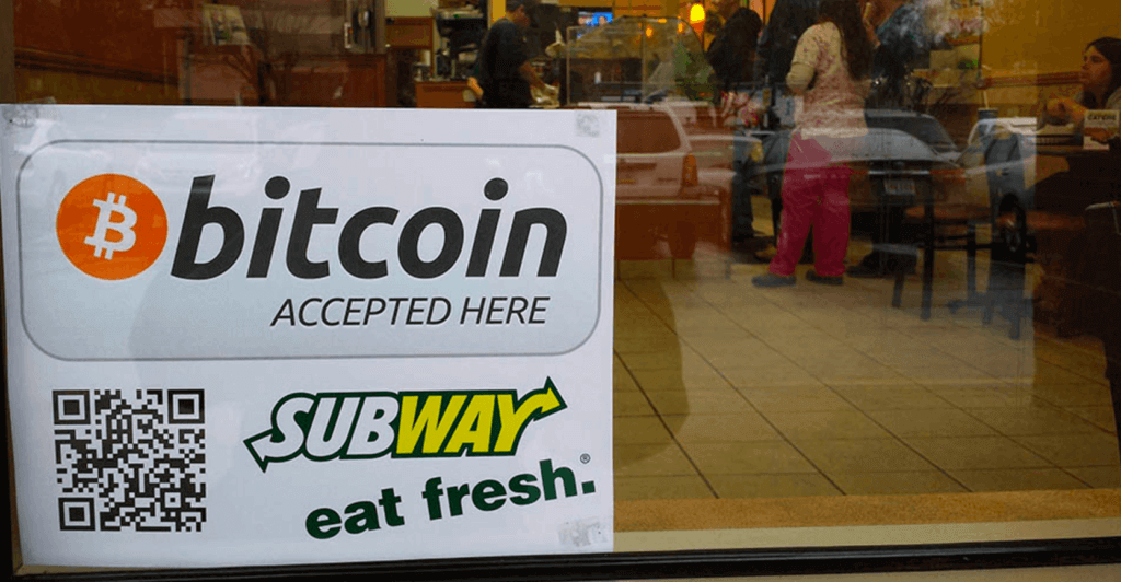 Subway BTC